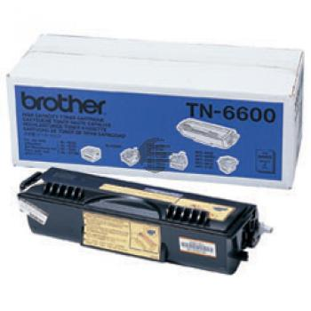Brother Toner-Kartusche schwarz HC (TN-6600)