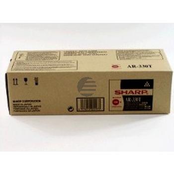 Sharp Toner-Kit schwarz (AR-330LT)