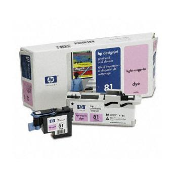 HP Tintendruckkopf magenta light (C4955A, 81)