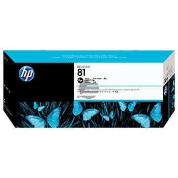 HP Tintenpatrone schwarz (C4930A, 81)