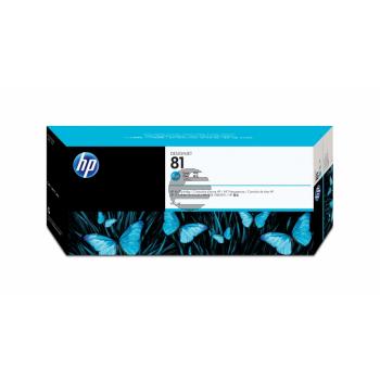 HP Tintenpatrone cyan (C4931A, 81)