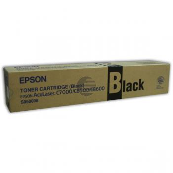 Epson Toner-Kit schwarz (C13S050038, 0038)