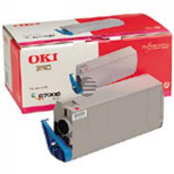 OKI Toner-Kit magenta (41304210, TYPE-C2)