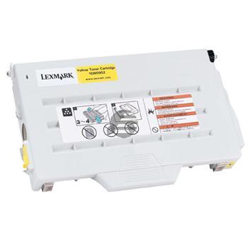Lexmark Toner-Kartusche gelb (15W0902)