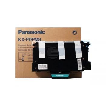 Panasonic Toner-Kartusche magenta (KX-PDPM8)