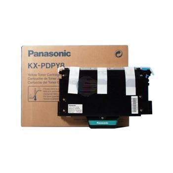 Panasonic Toner-Kartusche gelb (KX-PDPY8)