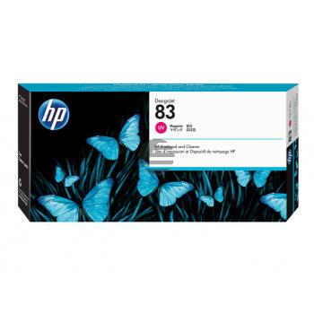 HP Tintendruckkopf UV-Tintensystem magenta (C4962A, 83)