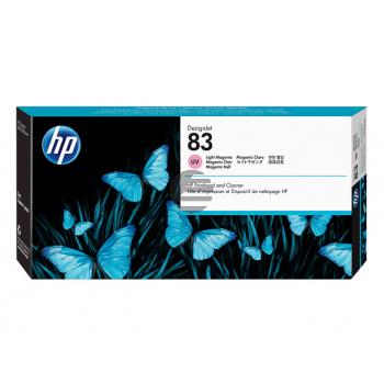 HP Tintendruckkopf UV-Tintensystem magenta light (C4965A, 83)