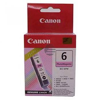 Canon Tintenpatrone photo magenta (4710A002, BCI-6PM)