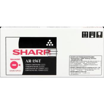 Sharp Toner-Kit schwarz (AR-152LT) ersetzt B0401