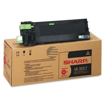 Sharp Toner-Kit schwarz HC (AR-202LT)