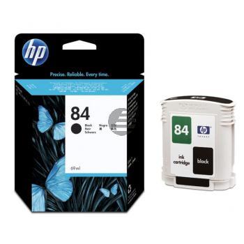 HP Tintenpatrone schwarz (C5016AE, 84)