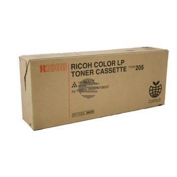 Ricoh Toner-Kit schwarz (888032, TYPE-205BK)
