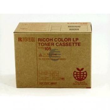 Ricoh Toner-Kit gelb (888407, TYPE-105Y)
