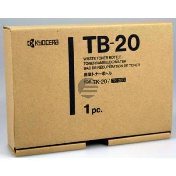 Kyocera Tonerrestbehälter (5PLPZWKAPKE, TB-20)