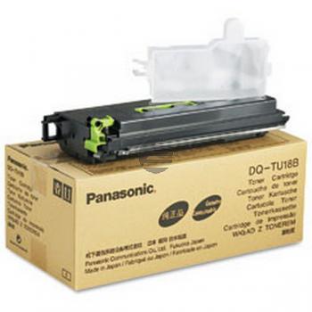 Panasonic Toner-Kit schwarz (DQ-TU18B)