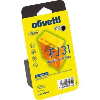Olivetti Tintendruckkopf schwarz (B0336F, FJ-31)