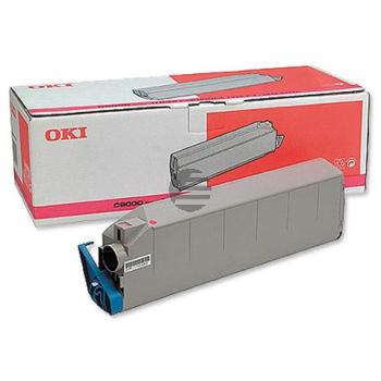 OKI Toner-Kit magenta (41963602)