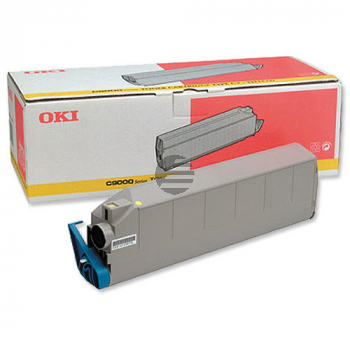 OKI Toner-Kit gelb (41963605)