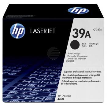 HP Toner-Kartusche schwarz (Q1339A, 39A)
