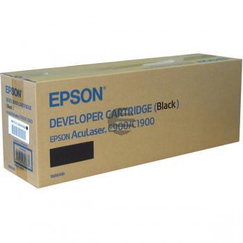 Epson Toner-Kartusche schwarz (C13S050100)