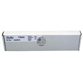 Tally Farbband Nylon schwarz (044810) ersetzt SP-16051, EORIBBC33, 20235