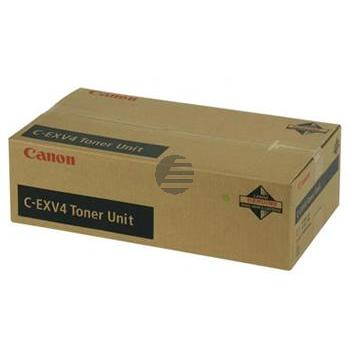 Canon Toner-Kit schwarz (6748A002, C-EXV4BK)