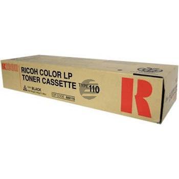 Ricoh Toner-Kit schwarz (888115, TYPE-110BK) ersetzt 888143