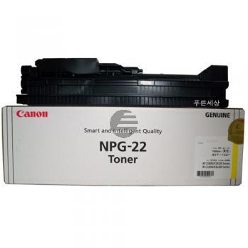 Canon Toner-Kit gelb (7626A002, C-EXV8Y)