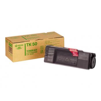Kyocera Toner-Kit schwarz HC (370270KE, TK-50H)