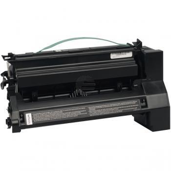 Lexmark Toner-Kartusche Prebate schwarz HC (15G042K)