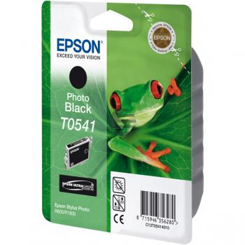 Epson Tintenpatrone photo schwarz (C13T05414010, T0541)