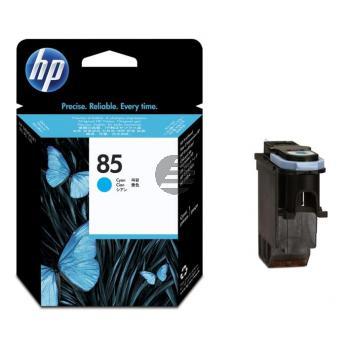 HP Tintendruckkopf cyan (C9420A, 85)