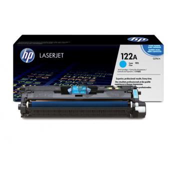 HP Toner-Kartusche cyan HC (Q3961A, 122A)