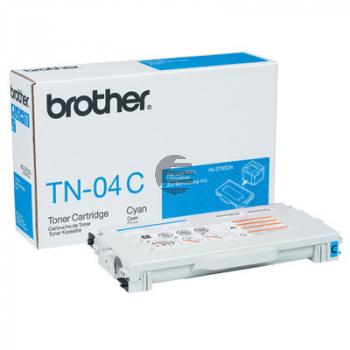 Brother Toner-Kit cyan (TN-04C)