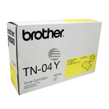 Brother Toner-Kit gelb (TN-04Y)