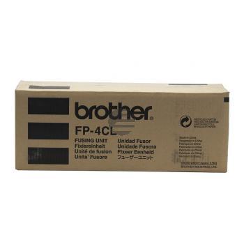 Brother Tonerrestbehälter gelb, cyan, magenta, schwarz (WT-4CL)