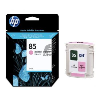 HP Tintenpatrone magenta light (C9429A, 85)