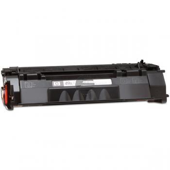 HP Toner-Kartusche schwarz (Q5949A, 49A)