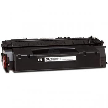 HP Toner-Kartusche schwarz HC (Q5949X, 49X)