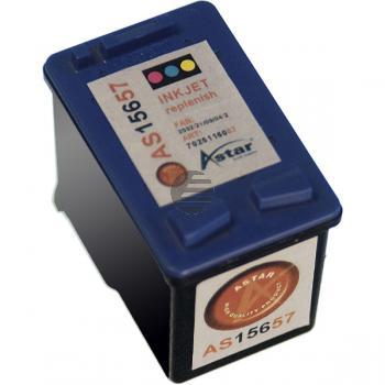 Astar Tintendruckkopf cyan/gelb/magenta HC (AS15657) ersetzt 57