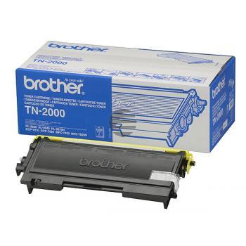 Brother Kit de toner noir (TN-2000)