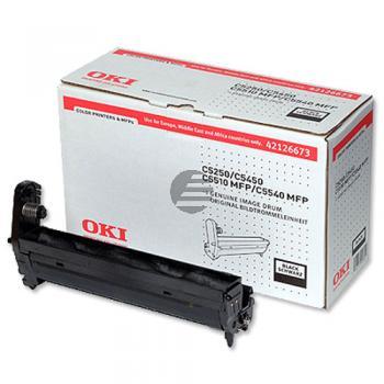 OKI Fotoleitertrommel schwarz (42126673)