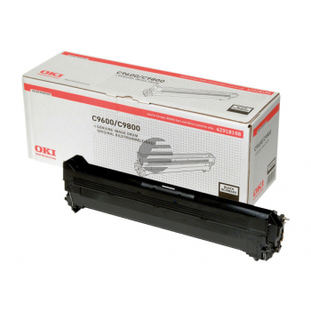 OKI Fotoleitertrommel schwarz (42918108)