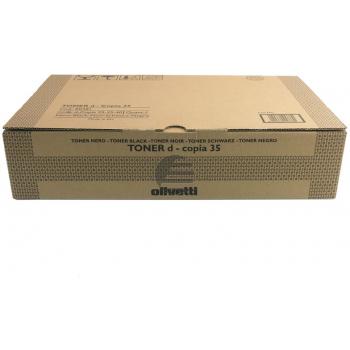 Olivetti Toner-Kit schwarz (B0381)
