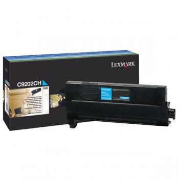 Lexmark Toner-Kit cyan (C9202CH)