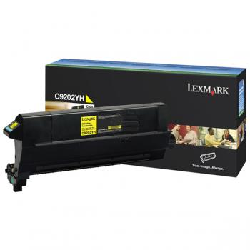 Lexmark Toner-Kit gelb (C9202YH)