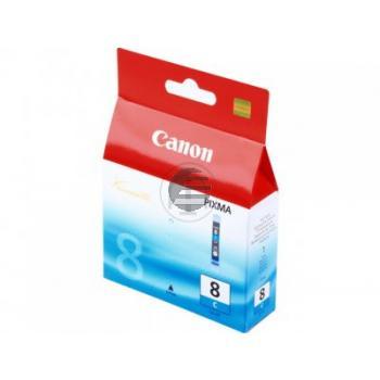 Canon Tintenpatrone cyan (0621B001, CLI-8C)