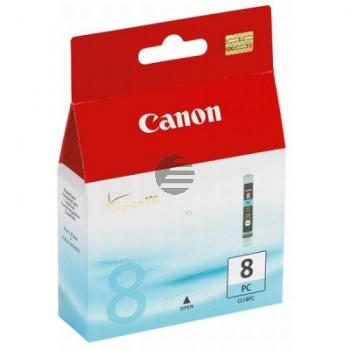 Canon Tintenpatrone photo cyan (0624B001, CLI-8PC)