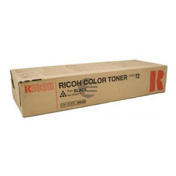 Ricoh Toner-Kit schwarz (888483, TYPE-T2) ersetzt DT432, DT432BK